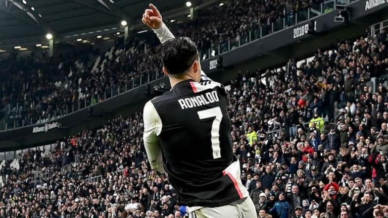 Кристиано Роналдо и агентът му се включиха в борбата с COVID-19 с дарение