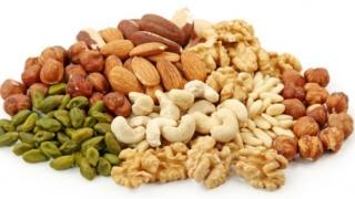 Ядките предотвратяват затлъстяване и захарен диабет