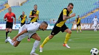 Славия - Ботев (Пловдив) 0:0
