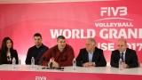 Данчо Лазаров и Любо Ганев ще имат равни правомощия във волейболната федерация до 13 март