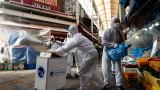Първи заразен с коронавирус военнослужещ на САЩ - в Южна Корея