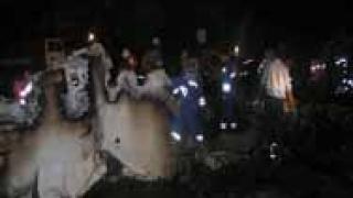 88 души загинаха при самолетна катастрофа в Русия
