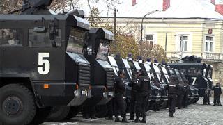 Дариха жандармерията ни с 4 нови водни оръдия