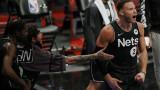Бруклин Нетс с нова победа в НБА