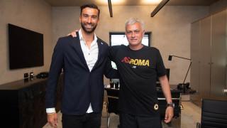 Руи Патрисио: Нямам търпение да започна работа с великия Жозе Моуриньо