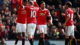 Юнайтед не показа класа и срещу трагиците от Астън Вила (ВИДЕО)