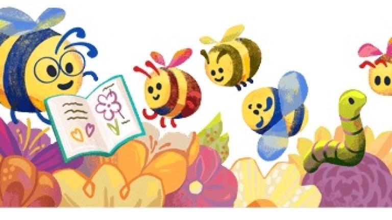Google отбеляза Международния ден на учителя