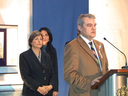 МВР награди посмъртно Николай Добрев