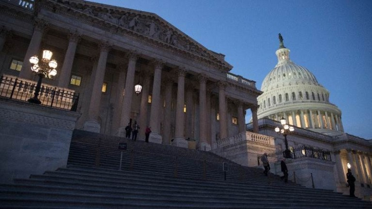 Сделка на Капитолия за бюджета