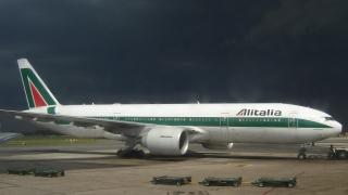 Авиокомпанията Alitalia отново е пред ликвидация