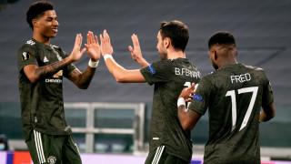 Реал Сосиедад - Манчестър Юнайтед 0:4