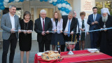"""Откриха обновената Клиника по изгаряния и пластична хирургия в """"Пирогов"""""""