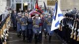 Русия се сбогува с убития посланик в Турция