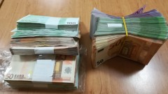 "Задържаха 50 000 контрабандни евро на МП ""Капитан Андреево"""
