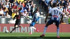 Последният в Ла Лига препъна Атлетико (Мадрид)