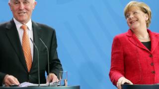 Меркел очаква резултати от срещата за Сирия във Виена