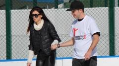 SkilleR отбеляза Свети Валентин с кънки на лед (СНИМКИ)