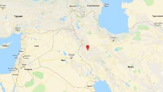 25 души са ранени при земетресението от 5,9 в иранския кюрдски регион
