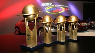 """Обявиха финалистите за """"Световен автомобил на годината"""""""
