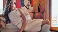 Щерката на Силвестър Сталоун стана модел