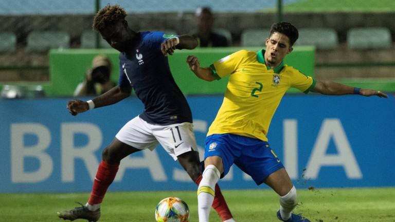 Ман Сити изпревари Барселона за млад бразилски талант