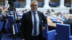 """С гласовете на 119 депутати """"за"""" Андреев стана шеф на ЦИК"""