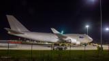 Нидерландия разследва инцидент с двигател на Boeing 747-400
