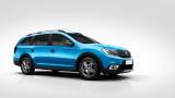 Dacia показа офроуд комби Logan (ВИДЕО)