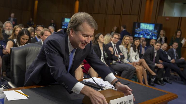Още една жена обвини в сексуален тормоз номинацията на Белия дом за върховен съдия