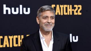 Защо Джордж Клуни почти не излиза от вкъщи