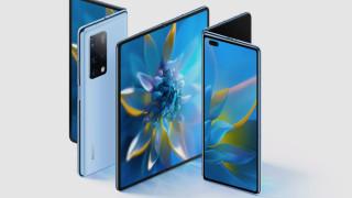 Всичко за Mate X2 - новия сгъваем смартфон на Huawei