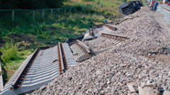Започна изграждането на жп отсечката Септември – Пазарджик