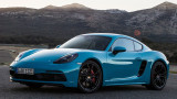 Новите Porsche Boxster и Cayman минават на ток