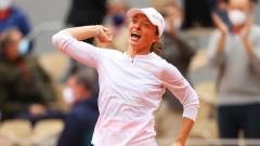 """Ига Швьонтек донесе първата титла за Полша от турнир от """"Големия шлем"""""""