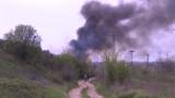 """Локализиран е пожарът в """"Бакаджика"""""""