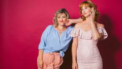 Цвети и Елена - блондинките на Radio Fresh