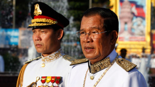 Камбоджа няма да позволи чужди военни бази на своя територия