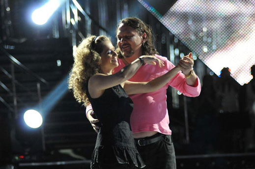 След седмица е Големият финал на втория сезон на Dancing Stars