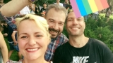 "Рут Колева похвали гей парада, Андрей Едрев я ""нахрани"""