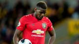 Погба застави шефовете на Юнайтед да удвоят заплатата му