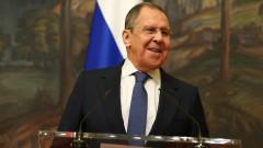"""Лавров счита, че е време Русия да прекрати диалога с """"неуважителния"""" ЕС"""