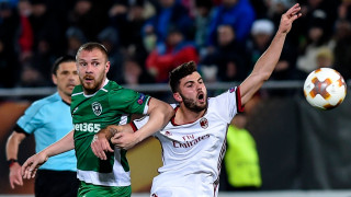 Без изненада: Милан дойде, видя Лудогорец и го победи