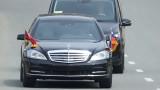 """От Daimler недоумяват, че Ким Чен Ун има """"Мерцедес"""""""