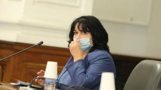 Теменужка Петкова: Няма злоупотреба с изравнителите сметки, хората да са спокойни