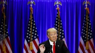 """Хилари Клинтън е """"лъжец от световна класа"""", обяви Тръмп в яростна атака"""
