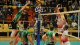Нефтохимик и Монтана дръпнaха за купа България по волейбол