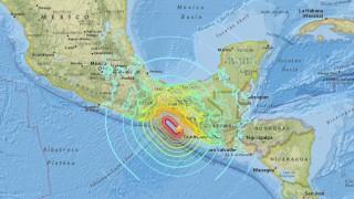 Трус с магнитуд 7,2 в Мексико