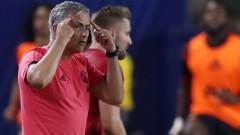 Моуриньо с най-големи шансове за уволнение във Висшата лига