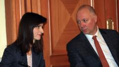 """Желязков се надява протестът в пристанище """"Варна"""" да няма политически аспект"""