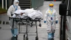 В Русия отново е счупен рекордът за починали от COVID-19
